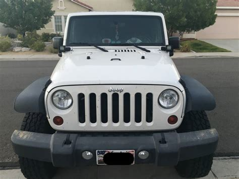 2010 Jeep Wrangler Unlimited Sport For Sale In Reno, Nevada