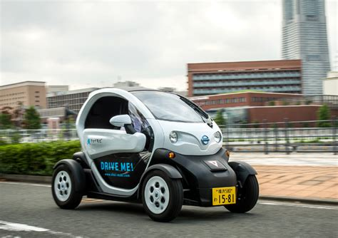 Compact Electric Cars by Car Service Featuring Nissan S Ultra Compact