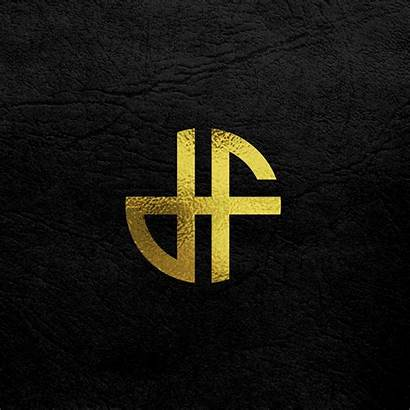 Monogram Df Graphicsfamily Logos Leather