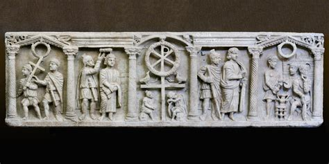 kornbluth vatican passion sarcophagus  archive