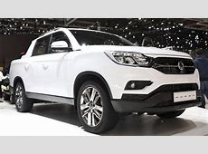 SsangYong Musso Pickup Comes To Attack European Market