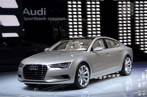 Audi Confirms Sportback New For News Top