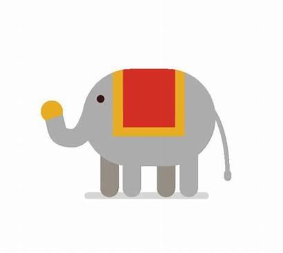 Songkran Elephant Clipart Elephants Ever Webstockreview