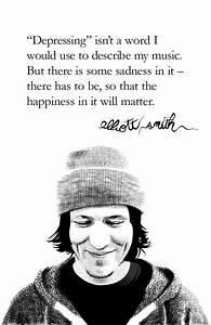 Elliott Smith..... Manly Music Quotes
