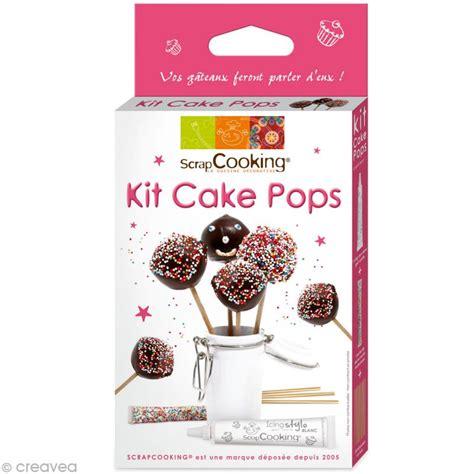cuisine creative kit cuisine créative cake pops coffret cuisine