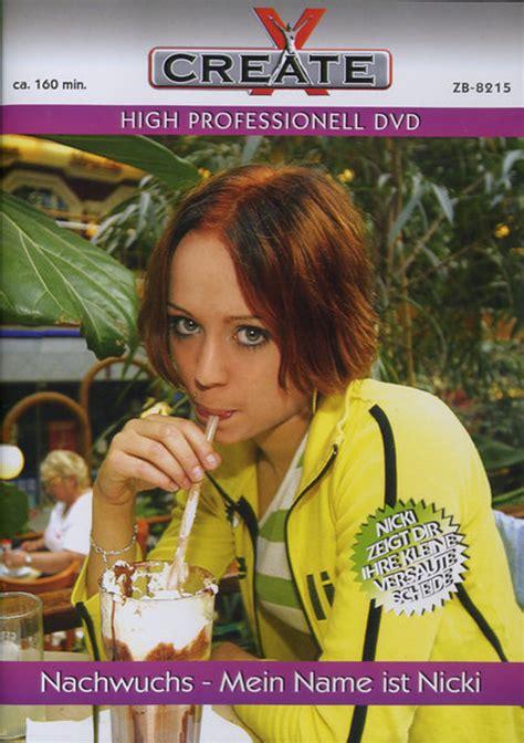 Nachwuchs Mein Name ist Nicki DVD  Kaufen Auf Jeedoocom