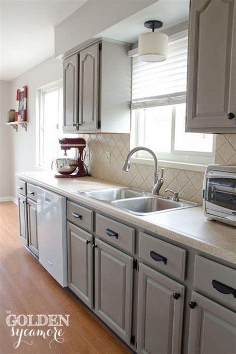 Chalk Paint Kitchen On Pinterest Painting Kitchen Cabinets