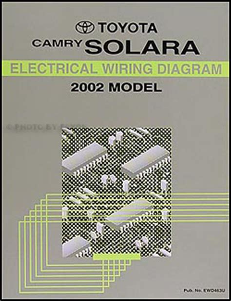 car repair manuals download 2002 toyota solara electronic toll collection 1997 2003 solara camry avalon automatic transmission repair shop manual