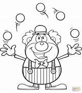 Juggling Juggler Colorear Payaso Ausdrucken Supercoloring Malabares Giocoliere Malabaristas Przedszkolny 1544 Ilustrace Klown Schablone Cyrk Jongliert Ballen Pagliaccio Elephant Malvor sketch template