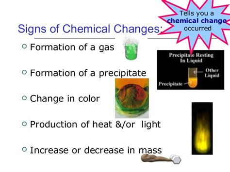 se 402 1b physical chemical changes