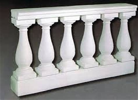 china pu plastic balustrade outdoorchina high qulaity