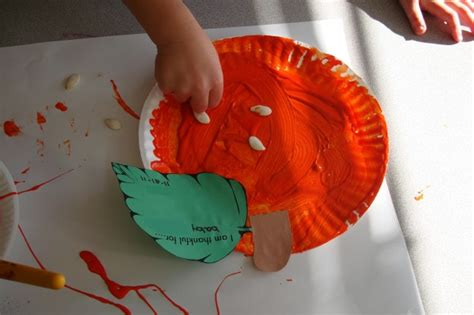 preschool harvest crafts learning about apples and pumpkins in preschool 324