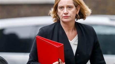U.K. Home Secretary Amber Rudd, a Key May Ally, Quits ...