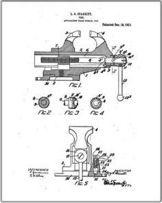Starrett Micrometer | Images: Technical & Patent drawings