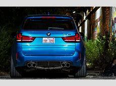 Comparison Buick Enclave 2017 vs BMW X5 M 2017 SUV