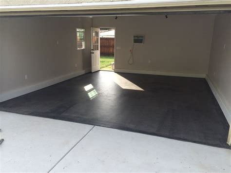 behr semi transparent concrete stain in dark coal