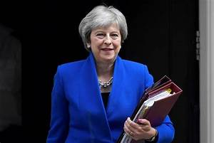 PM May asked defense minister to justify UK status as ...