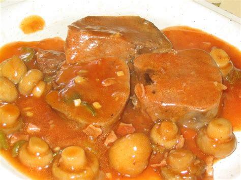 cuisiner langue de boeuf recette familiale la langue de boeuf en sauce la