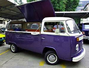 1977 Vw Bus Turned Bar On Wheels