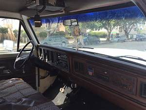 1978 Ford F-250 - Interior Pictures