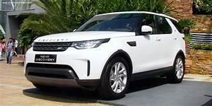 Land Rover Discovery 2018: Características, versiones y precios en Colombia