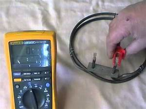 Fan Oven Element Electrical Testing