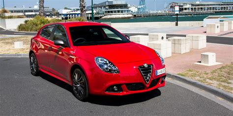 2018 Alfa Romeo Giulietta Distinctive Qv Line Review