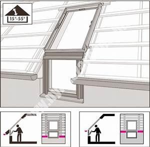 Günstige Velux Dachfenster : velux vfe 3073 zusatzelemente wand ~ Lizthompson.info Haus und Dekorationen