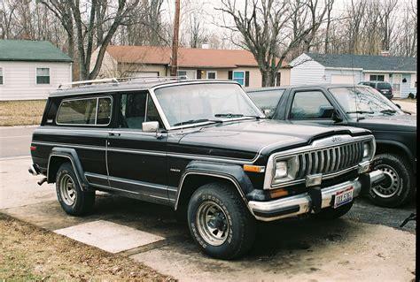 original jeep cherokee cherokeenation 1983 jeep cherokee specs photos