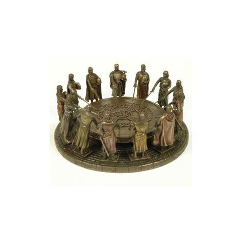 chevaliers de la table ronde 28x28 cms boutique 201 p 233 es