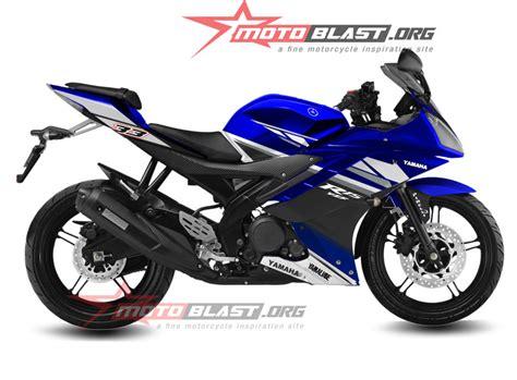 modif striping yamaha  blue wsbk motoblast