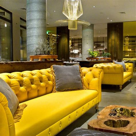 Yellow Leather Sofa And Loveseat by Yellow Leather Sofa One Yellow Leather