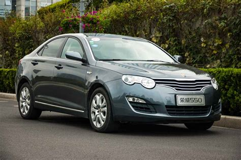 SCMP. British Born Chinese. Review of the Roewe 550 ...