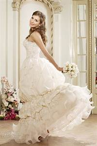 Cosmina englizian wedding dresses wedding inspirasi for Cute wedding dresses
