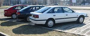 1987 Mazda 626 - Pictures