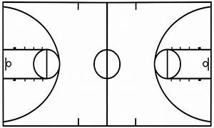 Basketball Shot Chart Template Free