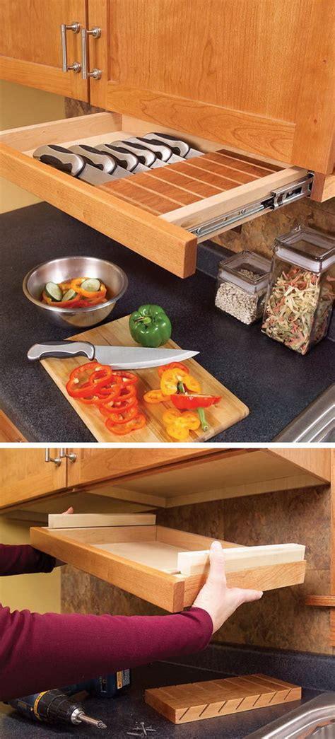 pull out kitchen storage ideas clever kitchen storage ideas hative