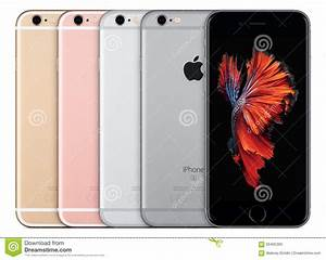 Apple IPhone 6s All Colors Silver Space Gray Gold And Rose ...