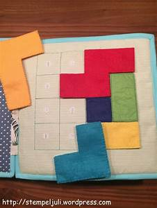 Fühlbuch Selber Machen : quiet book naehen diy stoff filz puzzle formen farben ~ Lizthompson.info Haus und Dekorationen