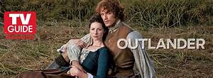 """New Photos From The """"Outlander"""" TV Guide Cover 