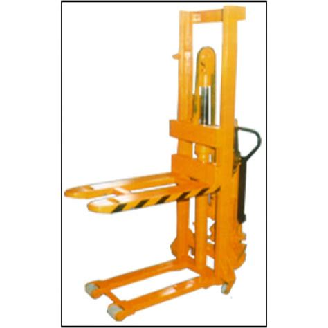 ferro tiger hydraulic pallet stacker