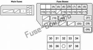 Fuse Box Diagram  U0026gt  Suzuki Sx4  2006