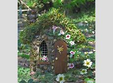 Granddaughter Fairy Garden Day Fairy houses, Fairy and