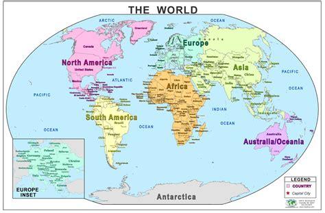 Zeměpis Pro ZŠ  R Č B Poznávačka Svět