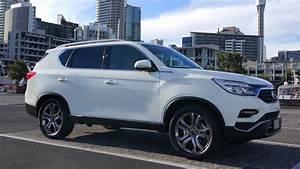 Ssangyong Rexton 2017 : ssangyong rexton 2017 car review aa new zealand ~ Maxctalentgroup.com Avis de Voitures