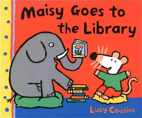 maisy    library   big book club