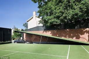 Spectacular House With Underground Garage by Luxury Melbourne Home The Wayne Residence Has Its Own