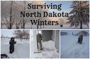 How to Survive North Dakota Winters - Katie's Crochet Goodies