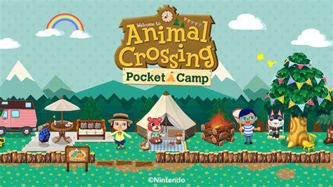 nintendos  mobile game  animal crossing pocket