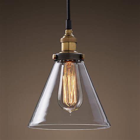 neptune kitchen furniture modern vintage industrial metal glass ceiling light shade